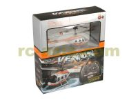 Microhubschrauber VENUS 322 Mini Fly (Orange)