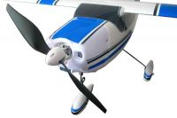 Cessna 182 RTF Set, Rot,  Brushless, LiPo, 2,4 GHz