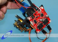 2-Achs Brushless Gimbal für GoPro Hero3, MT
